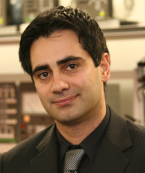 Khaligh, Alireza