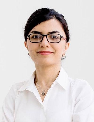 Fatemeh Ghoreishi, Seyede